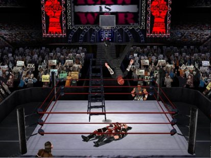 no-mercy-ladder-match