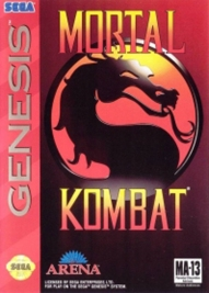 Mortal Kombat case