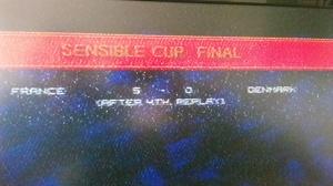 France vs Denmark, 4th Replay