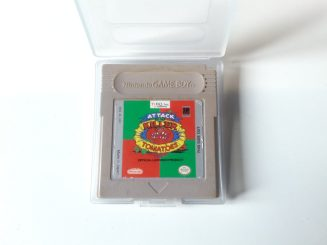 Attack of the Killer Tomatoes Gameboy