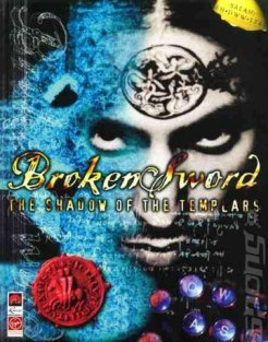 Broken Sword: The Shadow of the Templars cover