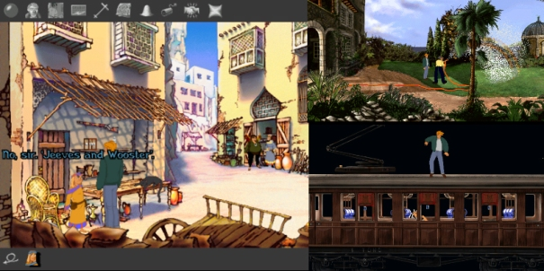Broken Sword screenshots
