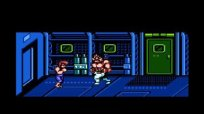 Double Dragon 2 Helicopter Level