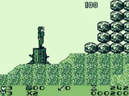 Attack of the Killer Tomatoes Game Boy Screenshot