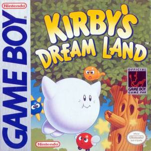 kirby dream land game boy