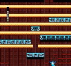 Mega Man 2 Lasers