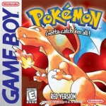 Pokémon Red box art
