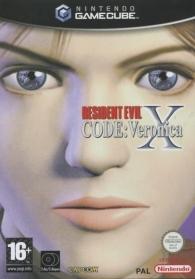Code Veronica X gamecase