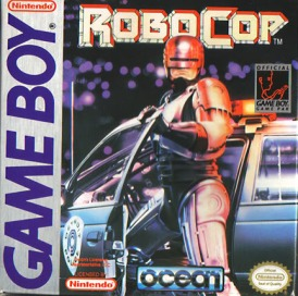 RoboCop Gameboy Case
