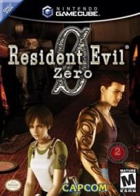 Resident Evil Zero Box
