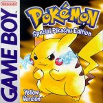 Pokemon yellow box