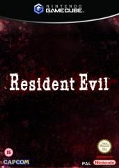 Resident Evil REBirth case