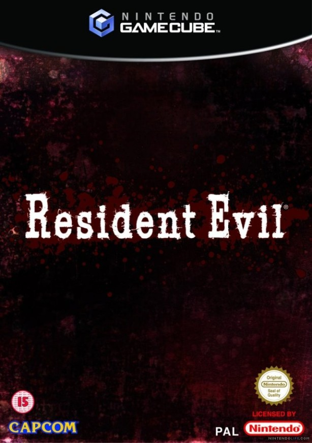 Resident Evil: REBirth. Capcom (2002) Gamecube