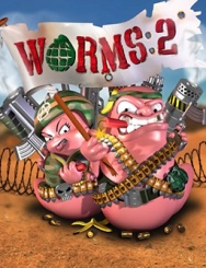 Worms 2 cover