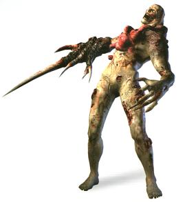 Resident Evil Zero Tyrant