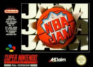 NBA Jam. Midway, (1994) Super Nintendo/Genesis