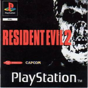 Resident Evil 2. Capcom (1998) Playstation.