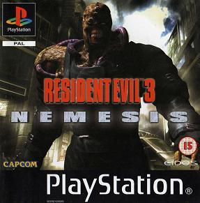 Resident Evil 3 Nemesis Capcom 1999 Playstation Games Revisited