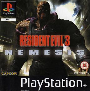Resident Evil 3 Cover