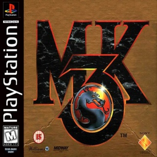 Mortal Kombat 3 case