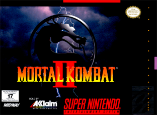 Mortal Kombat 2 cover