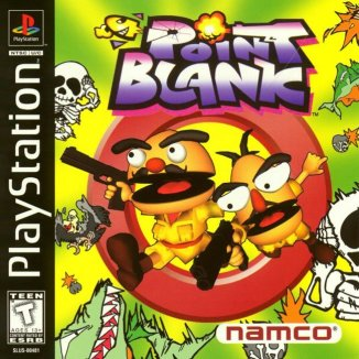 Point Blank Cover