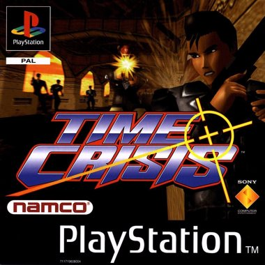 time crisis cover