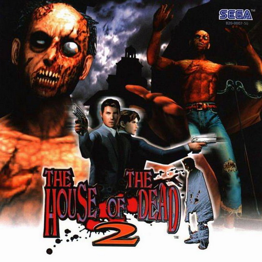 House Of The Dead 2 Sega 1999 Dreamcast Games Revisited