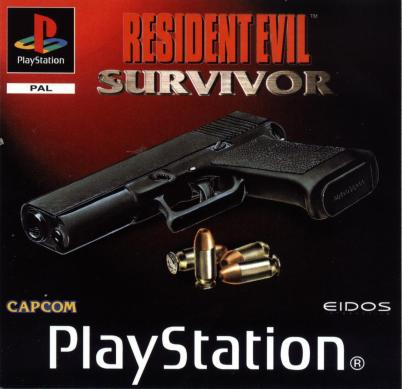 Resident_Evil_Survivor PAL cover