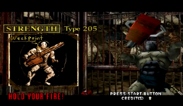 Strength House of the Dead 2