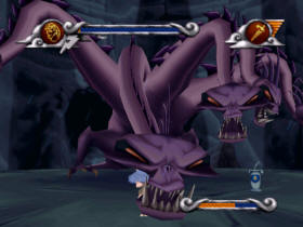 Probably the most fun boss fight.