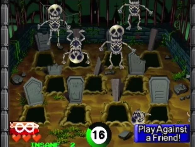Point Blank 3 skeleton screenshot