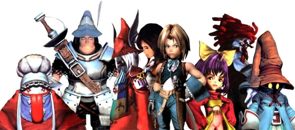 Final Fantasy 9 characters