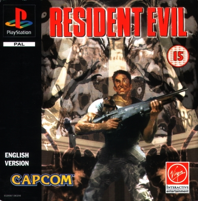 Resident Evil PAL cover