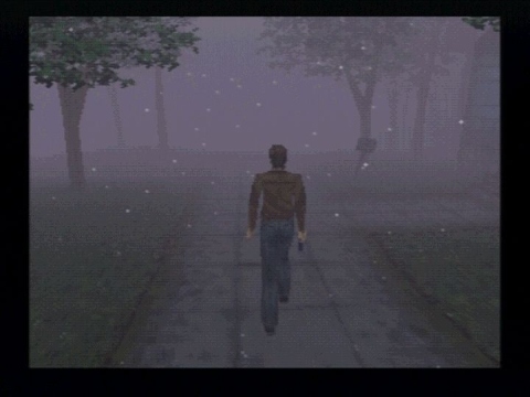 silent hill graphics