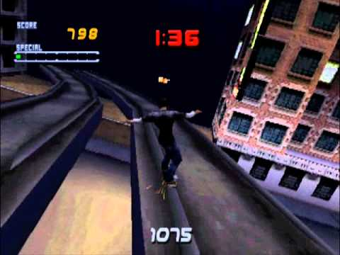 Tony Hawk 2, New York