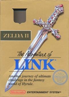 Zelda 2: The Adventure of Link  Nintendo (1987) NES | Games