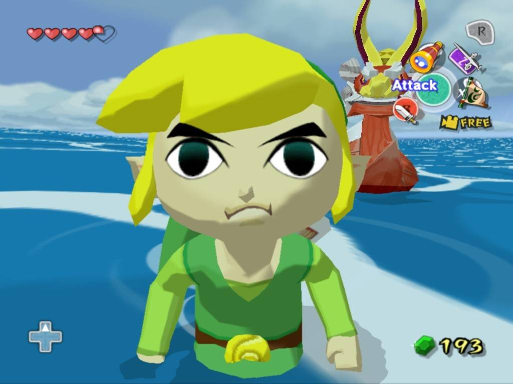wind waker hd how to hold more rupees