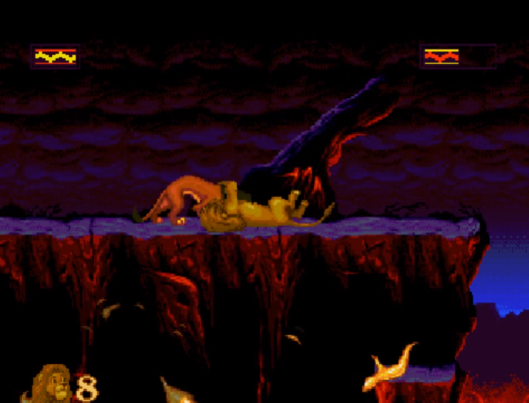 Image result for The Lion King Video Game