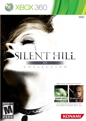 Silent Hill HD Collections box art