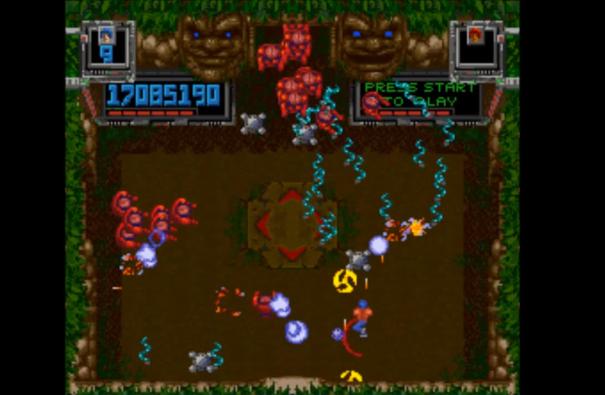 SNES Version packs more enemies in