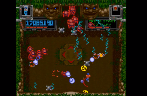 SNES Version packs more enemies in