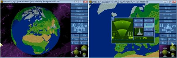 X-Com GeoScape and UFO Encounters