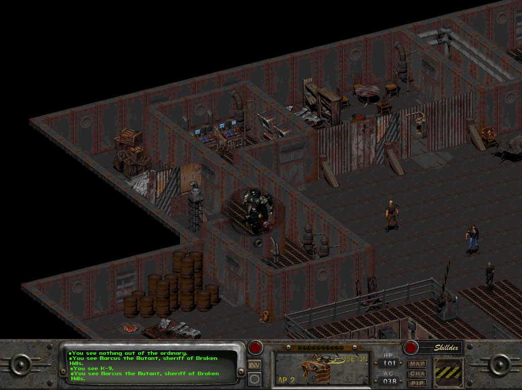 Fallout 2, Interplay (1998) PC | Games Revisited