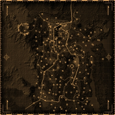 New Vegas Map, because Google indexing...