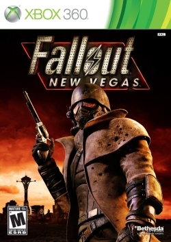 New Vegas box art
