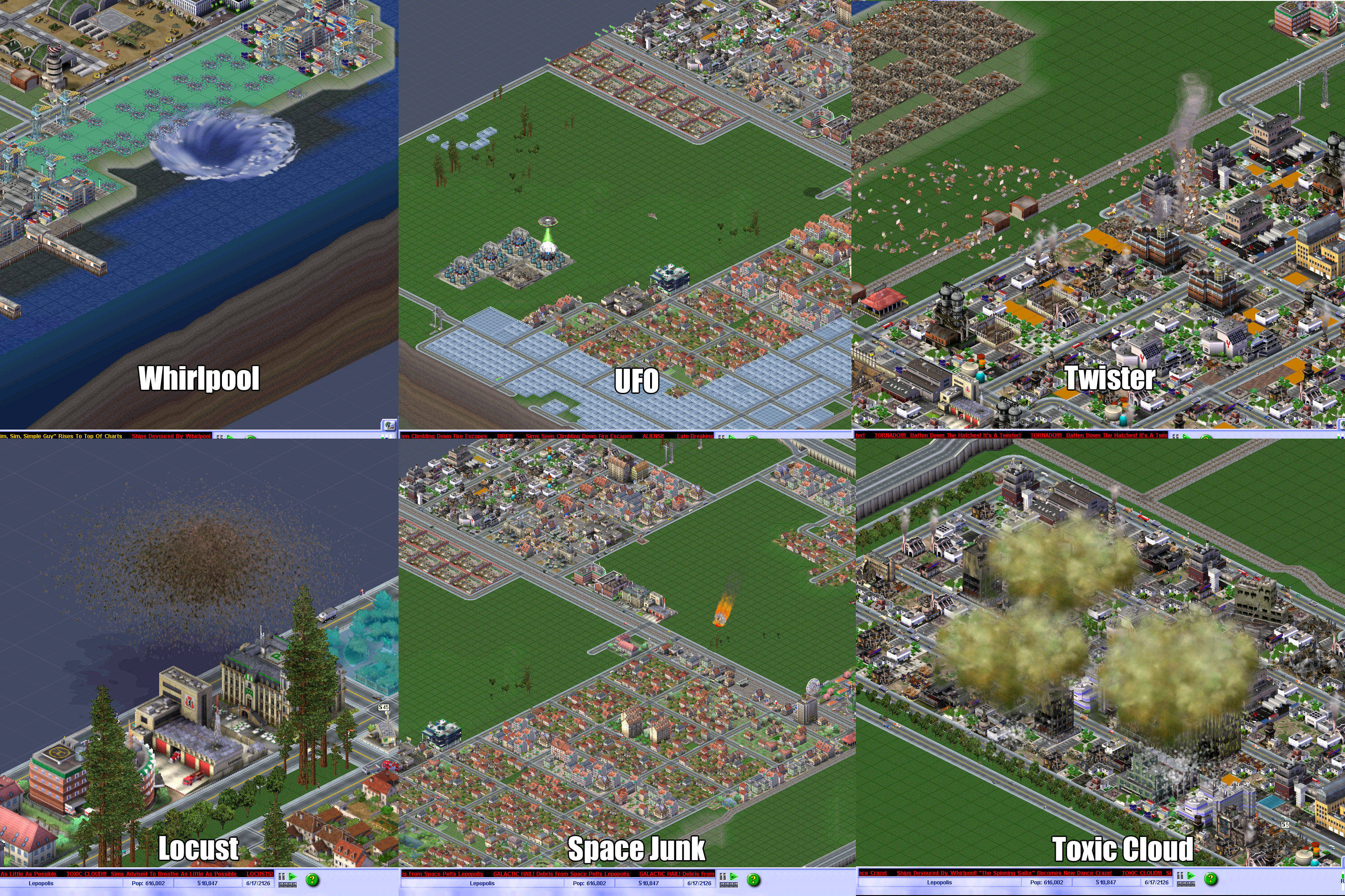 SimCity 3000: Unlimited  Maxis (1999) PC | Games Revisited