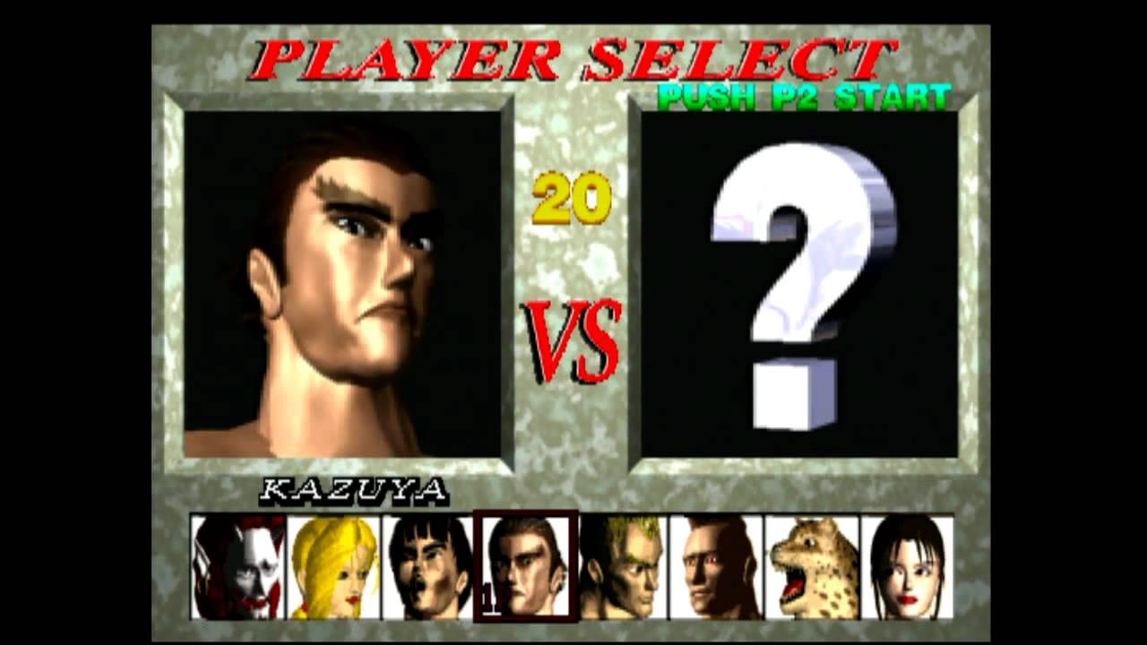 Tekken. Namco (1995) PlayStation   Games Revisited