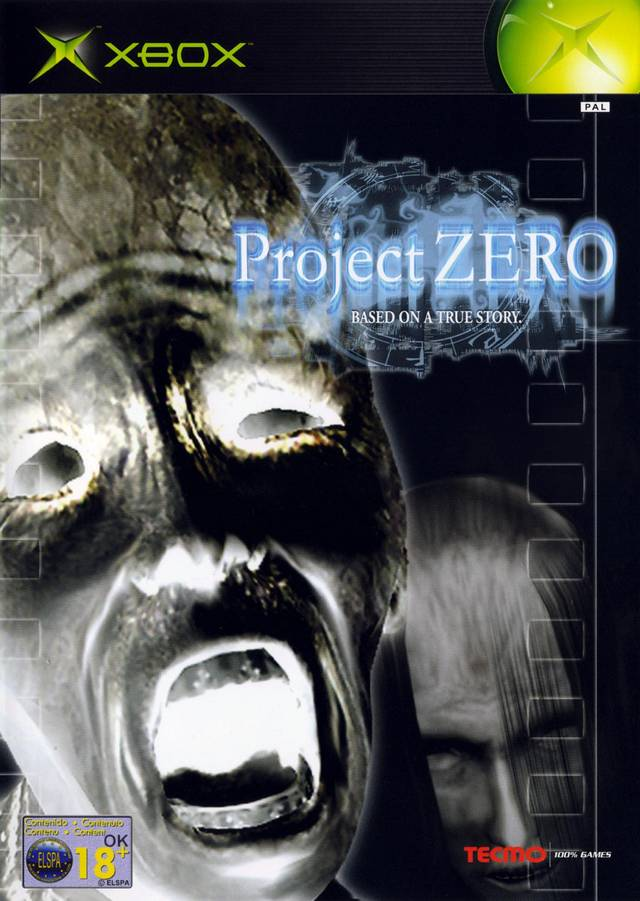 Fatal Frame (Project Zero) Tecmo (2003) XBox | Games Revisited