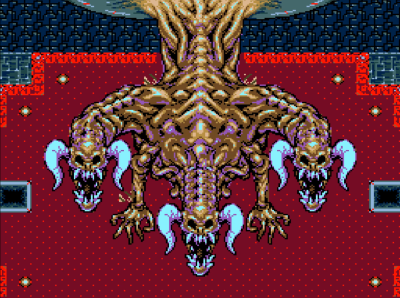As final bosses go, this is one badass sprite!